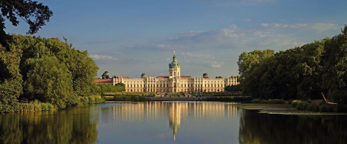 Vivere berlino: Schloss Charlottenburg