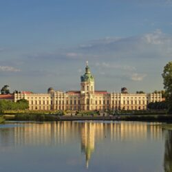 Vivere berlino: Schloss Charlottenburg