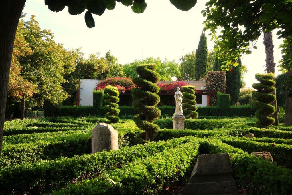 Un giorno romantico a Valencia: giardini di Monforte