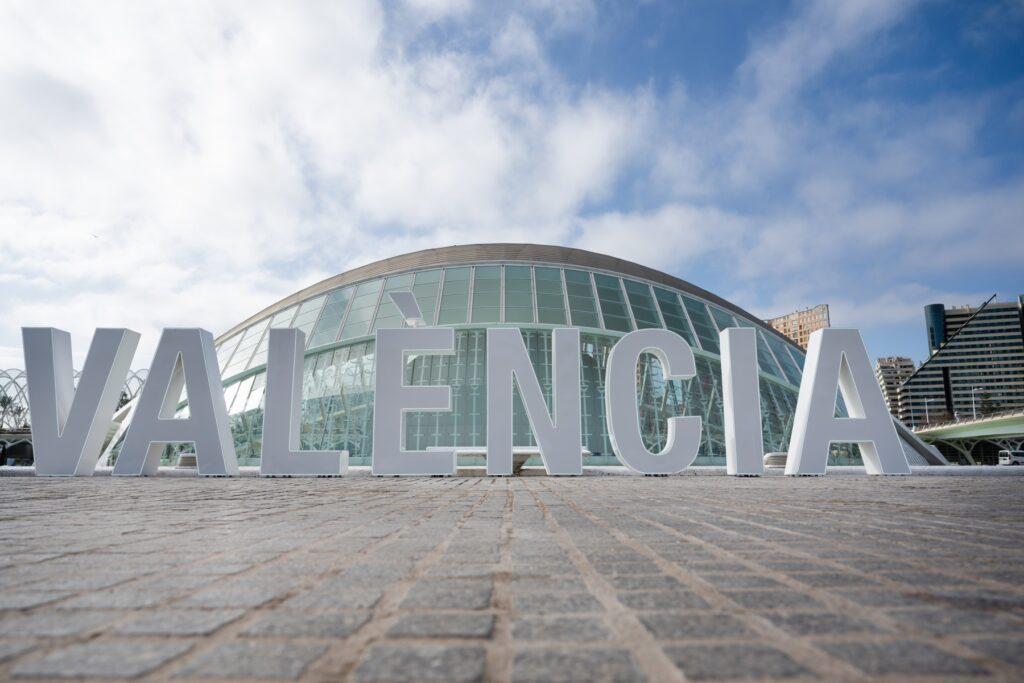 Visitare Valencia con i bambini - La città delle arti e delle scienze