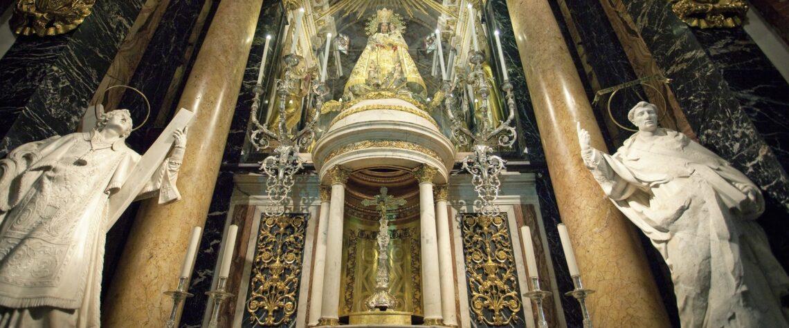 Basílica de los Desamparados: visitare Valencia in un giorno