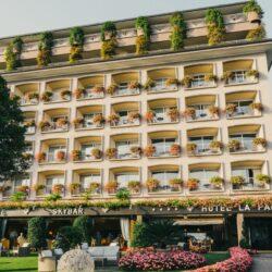 Stresa: Hotel La Palma