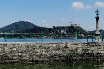 Lago Maggiore in un giorno: lungolago di Arona