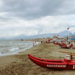 In un giorno a Viareggio: mare e spiaggia attrezzata